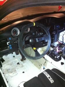 M3 E92 OMP Lenkrad